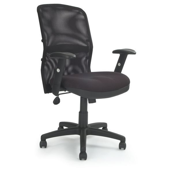 cavalier mesh office chair with adjustable lumbar support pg