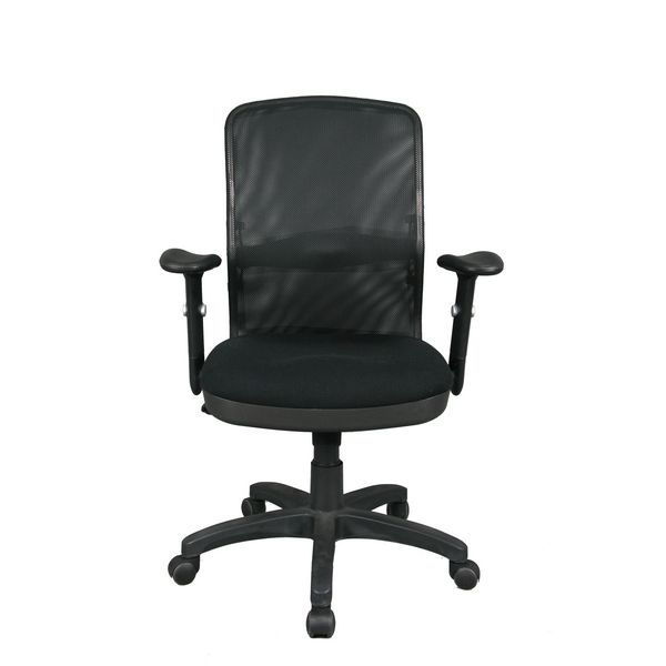 cavalier mesh office chair with adjustable lumbar support. Black Bedroom Furniture Sets. Home Design Ideas
