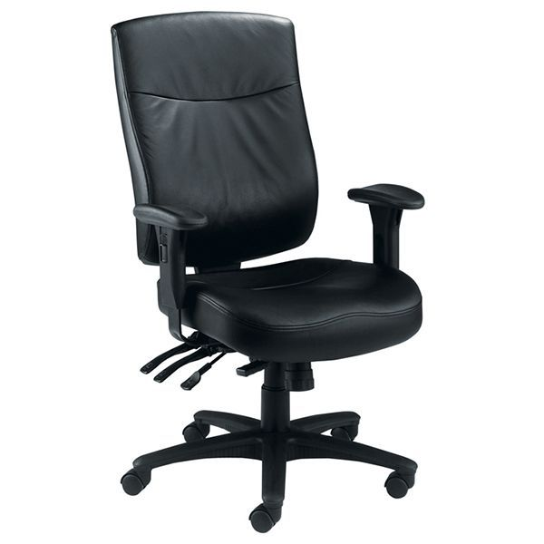 Milo Leather Heavy Duty Office Chair