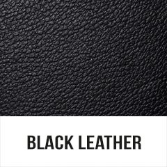 BLACK LEATHER SWATCH