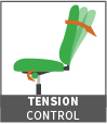 Tension control icon