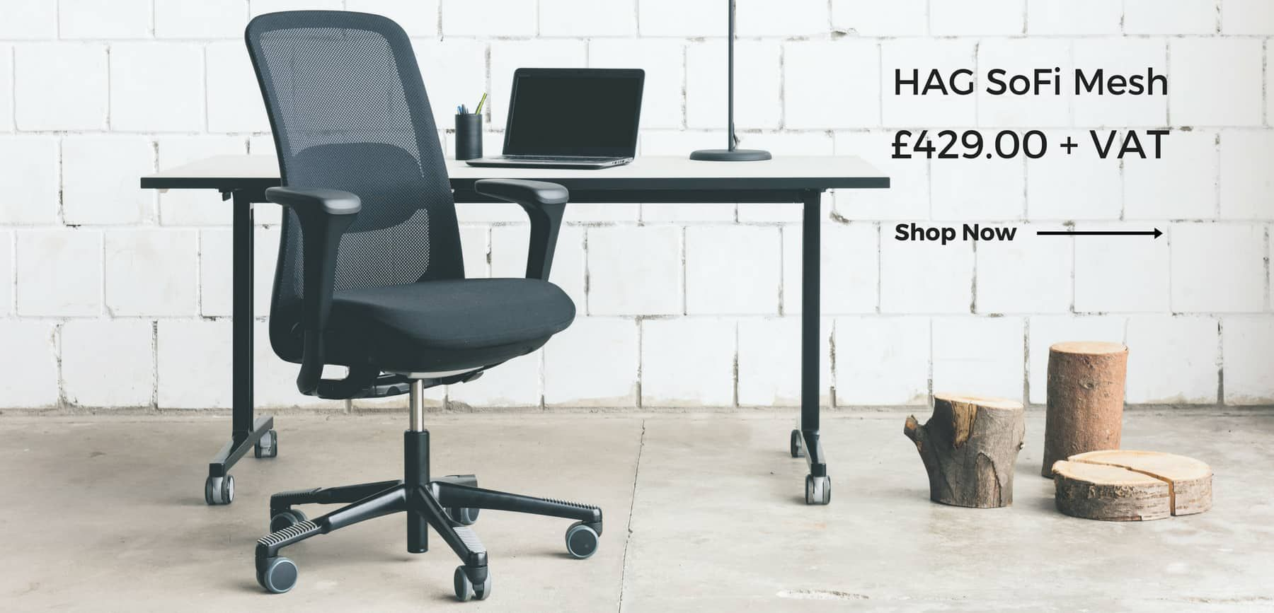 Varier Variable Balans Kneeling Chair in Office Setting